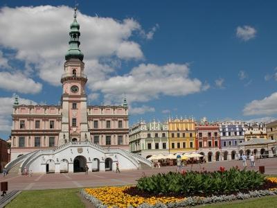 Zamość – Lublin