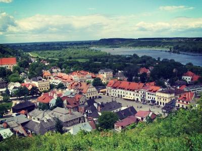 Lublin – Kazimierz Dolny – Nałęczów