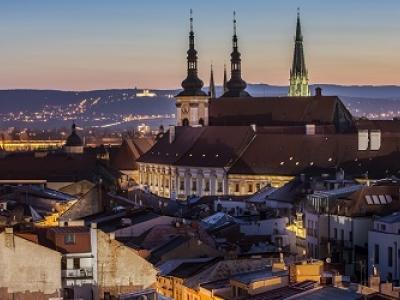 Ołomuniec-Wiedeń-Bratysława-Budapeszt