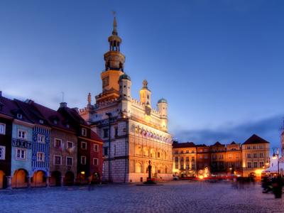 Inowrocław– Gniezno – Poznań