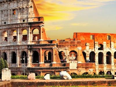 Rzym-Florencja-Neapol
