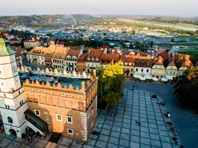 Sandomierz – Kazimierz – Nałęczów