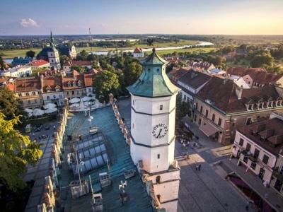 Sandomierz –Kazimierz Dolny