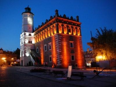 Góry Świętokrzyskie – Sandomierz