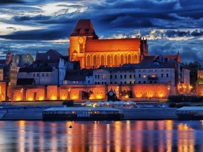 Toruń - Trójmiasto - Malbork