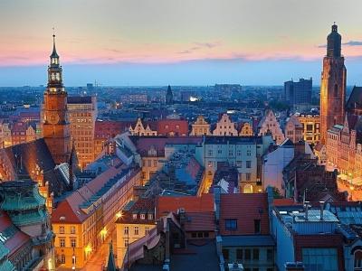 Wrocław-Skalne Miasto