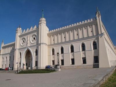 Lublin – Zamość – Sandomierz
